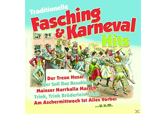VARIOUS - Traditionelle Fasching & Karneval Hits - (CD)