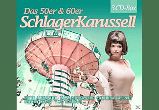 VARIOUS - Das 50er & 60er Jahre Schlager Karussell  - (CD)