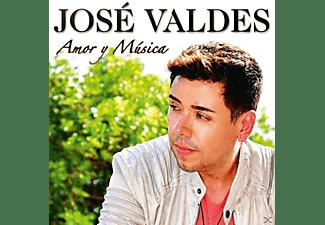 José Valdes - Amor Y Musica  - (CD)