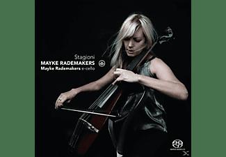 Mayke Rademakers - Stagioni  - (CD)