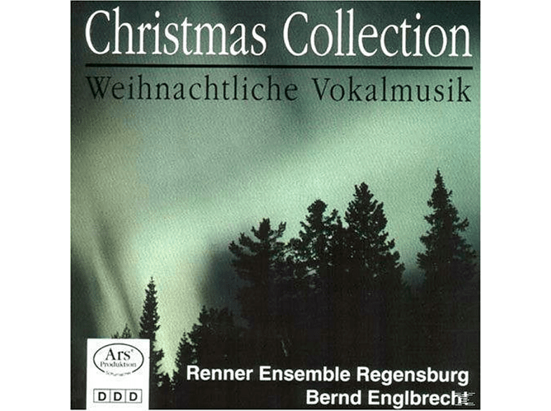 Renner Ensemble Regensburg - CHRISTMAS COLLECTION/VOKAL [CD]