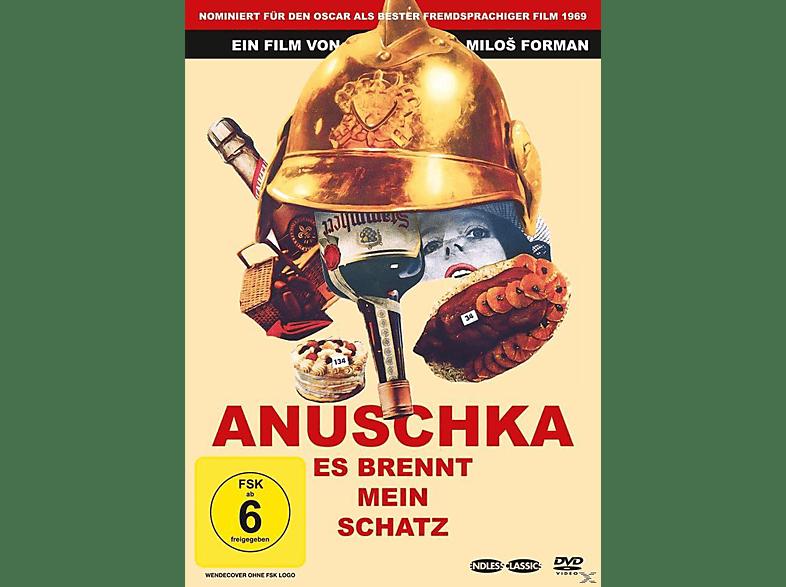 Anuschka - Es brennt mein Schatz [DVD]
