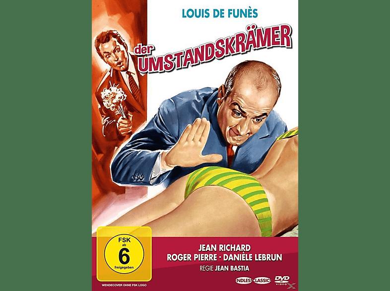 Der Umstandskrämer [DVD]