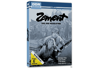Zement - Sieg der Revolution DVD