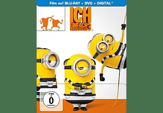 Ich - Einfach Unverbesserlich 3 Steelbook Combopack [Blu-ray + DVD]