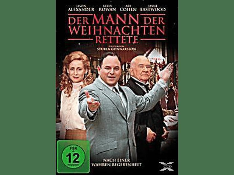 Der Mann der Weihnachten rettete [DVD]