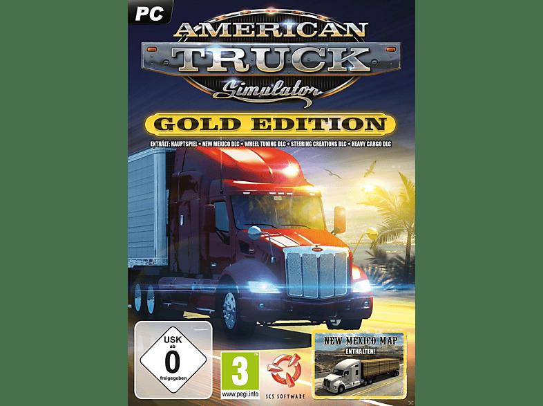 American Truck Simulator (Gold Edition) [PC]