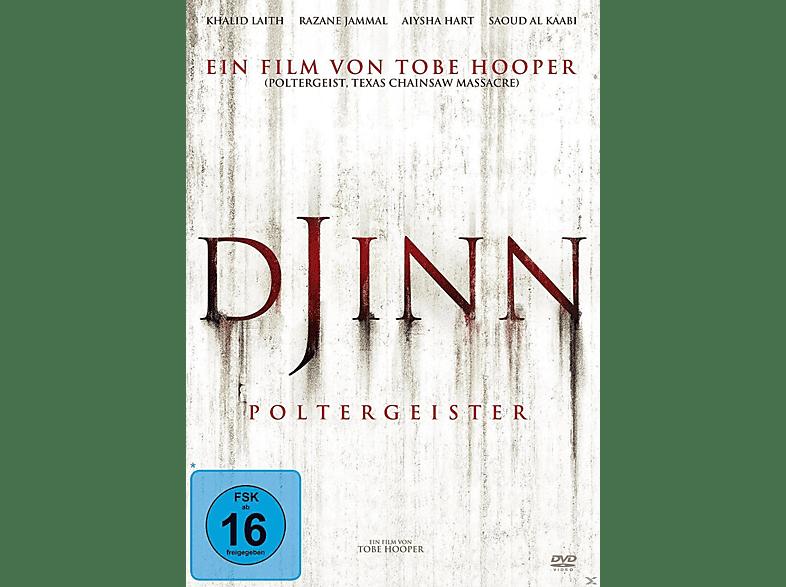 Djinn - Des Teufels Brut / Djinn - Poltergeister [DVD]