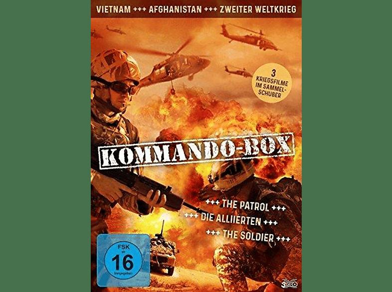 Kommando-Box [DVD]