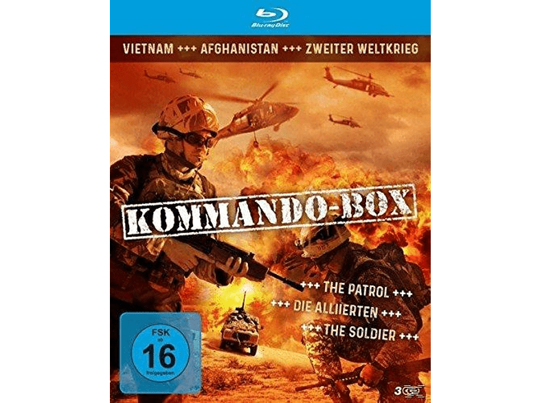 Kommando-Box [Blu-ray]