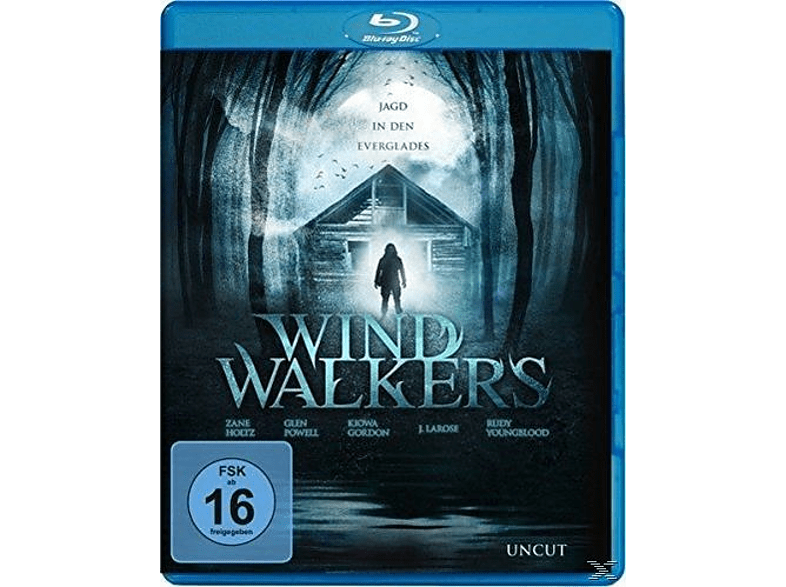 Wind Walkers - Jagd in den Everglades [Blu-ray]