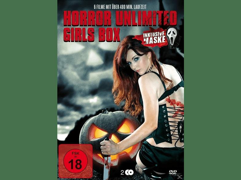 Horror Unlimited Girls Box [DVD]