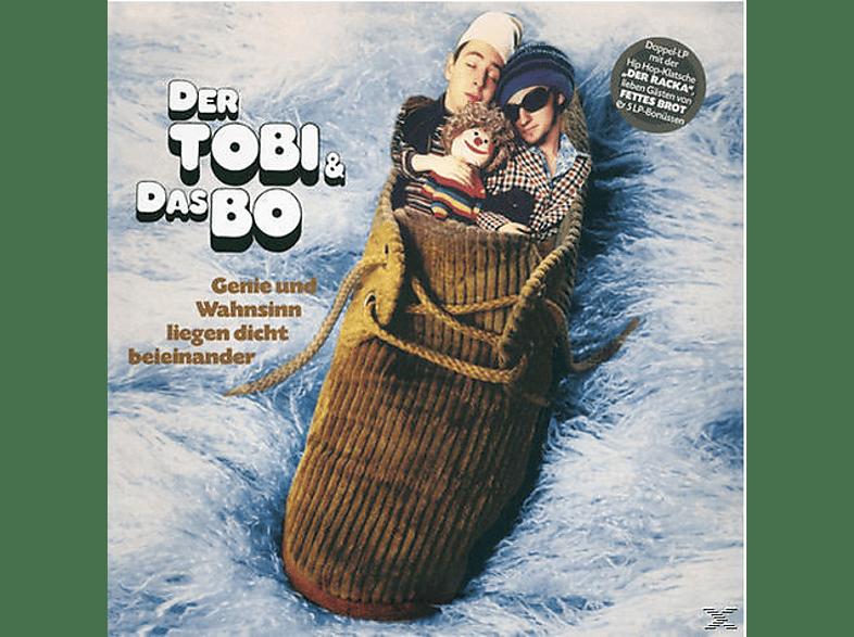 Der Tobi & Das Bo - Genie Und Wahnsinn Liegen Dicht Beieinander [Vinyl]