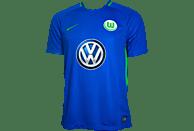 NIKE VfL Wolfsburg Trikot, Blau