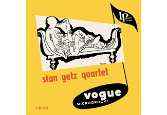 Stan Quartet Getz - Stan Quartet Getz LP