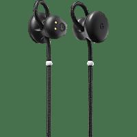 GOOGLE Pixel Buds, In-ear Köpfhörer Bluetooth Just Black