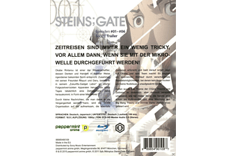 Steins Gate Vol. 1 Blu-ray