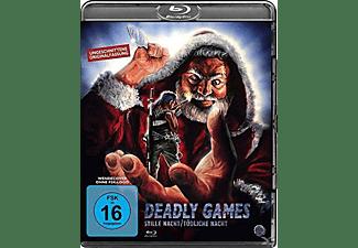 Deadly Games - Allein gegen den Weihnachtsmann / Stille Nacht, Tödliche Nacht Blu-ray