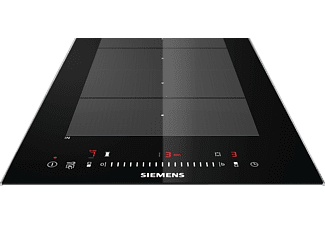SIEMENS EX375FXB1E Induktionskochfeld (302 mm breit, 2 Kochfelder)