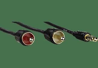 HAMA Flexi-Slim 1,5 m Audio Kabel