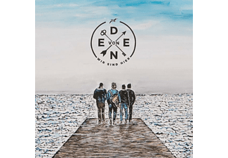 Von Eden - Wir Sind Hier  - (Vinyl)