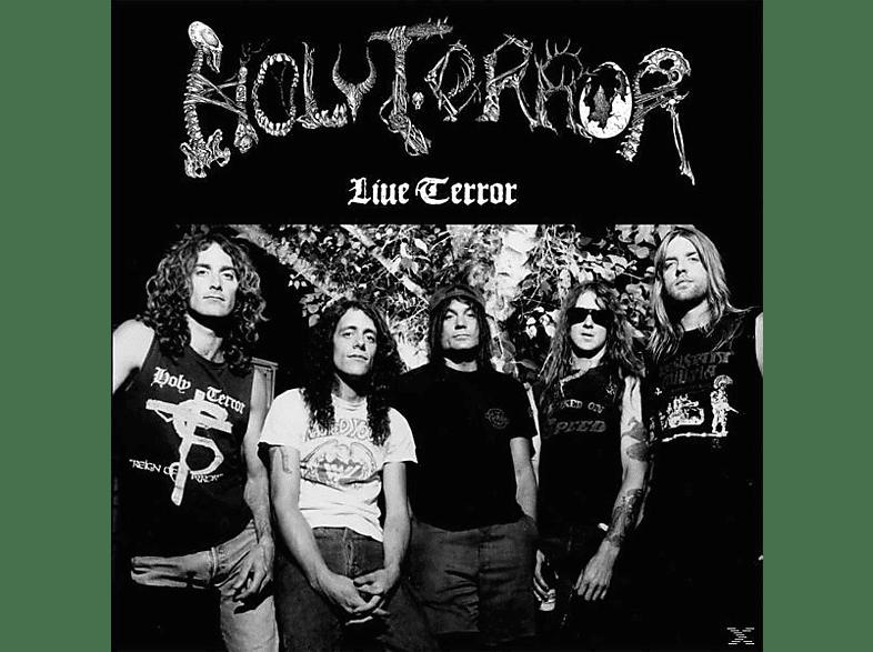 Holy Terror - Live Terror (Double Vinyl) [Vinyl]