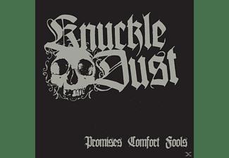 Knuckledust - Promises Comfort Fools (Silver)  - (Vinyl)