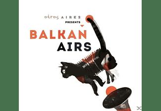 Balkan Airs, Otros Aires - Otros Aires presents Balkan Airs  - (CD)