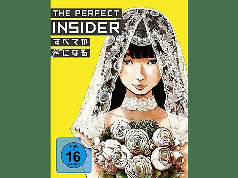 The Perfect Insider - Komplettbox [Blu-ray]