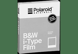 POLAROIDORIGINALS Sofortbildfilm B&W i-Type Film für 8 Fotos