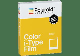 POLAROIDORIGINALS Sofortbildfilm Color i-Type Film für 8 Fotos