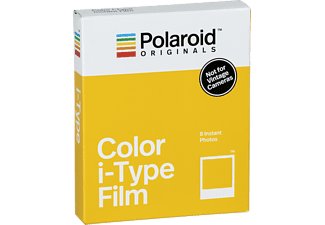 POLAROIDORIGINALS Sofortbildfilm Color i-Type Film für 8 Fotos