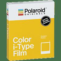 POLAROID ORIGINALS Color Film Farbfilm, Bildbereich: 79 x 79 mm, Weißer Rahmen, Oberfläche: glänzend, Entwicklungsdauer: 10 bis 15 Minuten