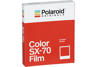 POLAROIDORIGINALS Sofortbildfilm Color SX-70 Film für 8 Fotos