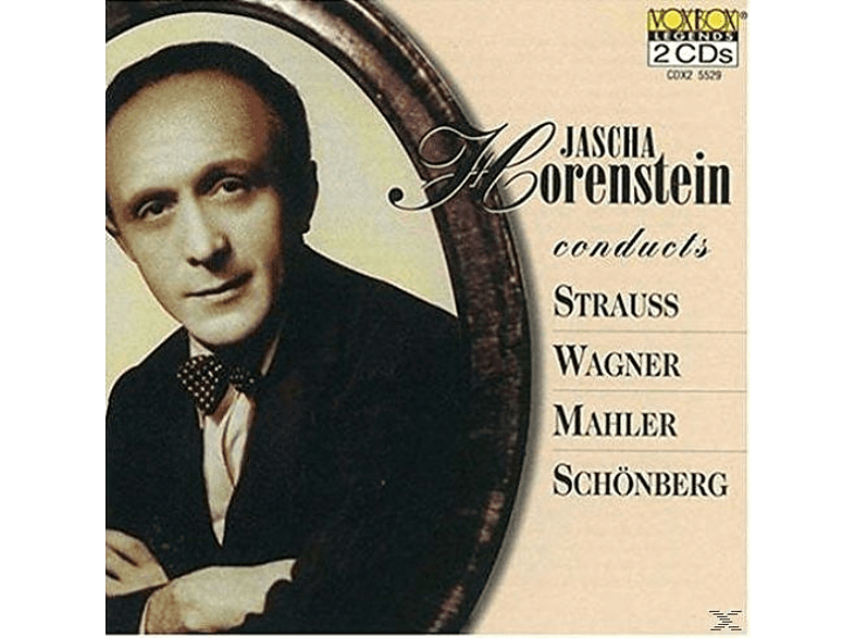 Bamberger Symphoniker, Norman Foster, Swf-sinfonieorchester Baden-baden - Horenstein Dir.Strauss/Wagne [CD]