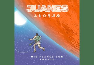 Juanes - Mis planes son amarte (Ed. Deluxe) - CD+DVD