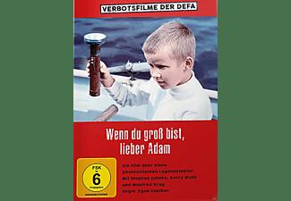 Wenn du groß bist, lieber Adam DVD