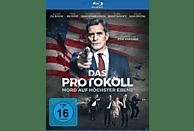 Das Protokoll - Mord auf höchster Ebene [Blu-ray]