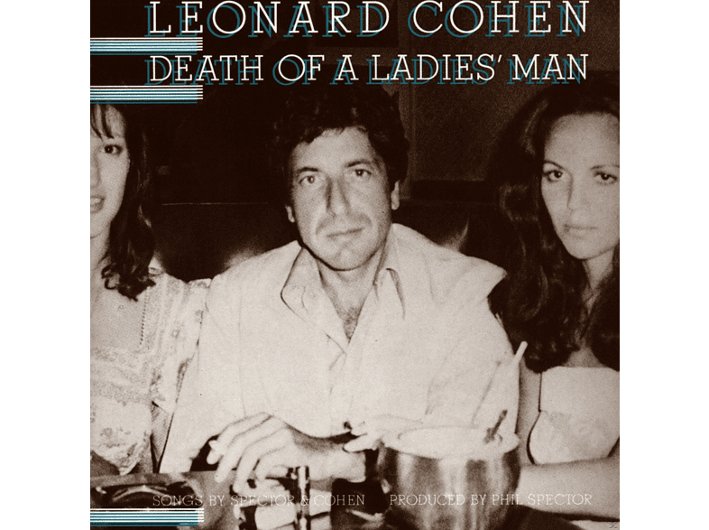 Leonard Cohen - Death of a Ladies' Man [Vinyl]