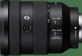 SONY SEL24105G Vollformat 24 mm - 105 mm f/4 G-Lens, OSS, DMR, FHB, ED, ASPH, Circulare Blende (Objektiv für Sony E-Mount, Schwarz)