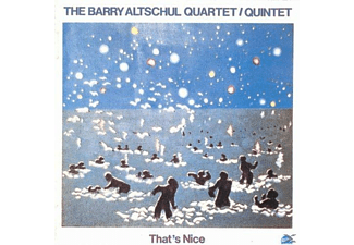 Barry Quartet Altschul - THAT'S NICE - (CD)
