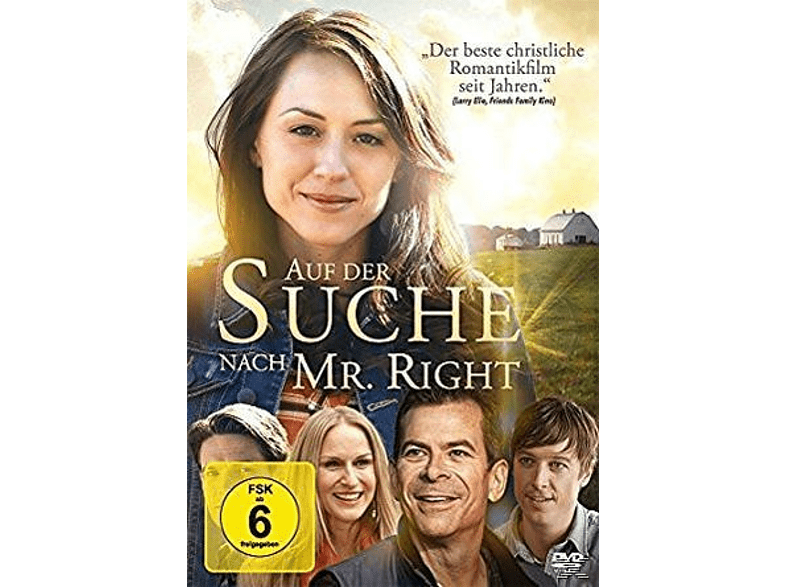 AUF DER SUCHE NACH MR.RIGHT [DVD]