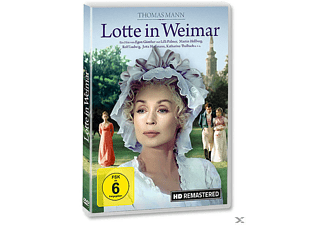 Lotte in Weimar DVD