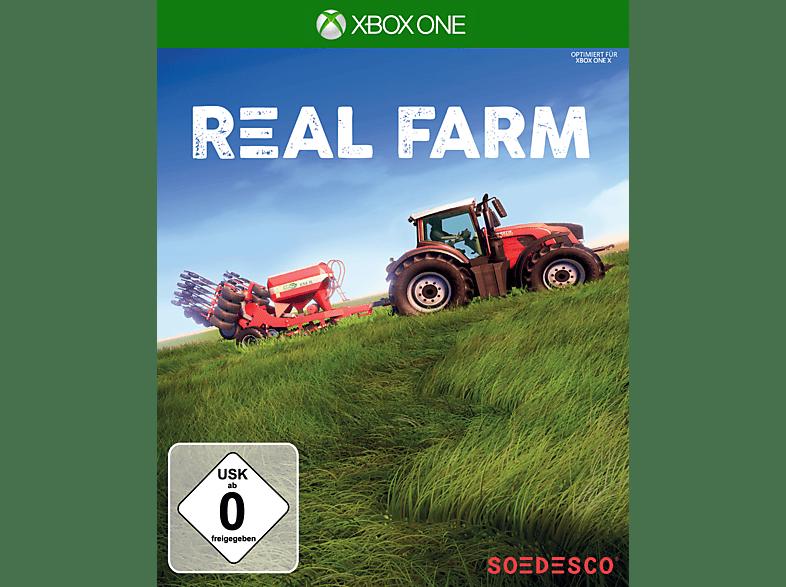 Real Farm: Bauernhof Simulator [Xbox One]