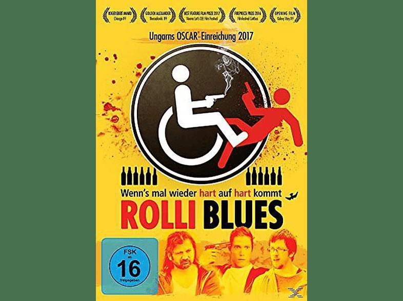 Rolli Blues - Wenn's mal wieder hart auf hart kommt [DVD]