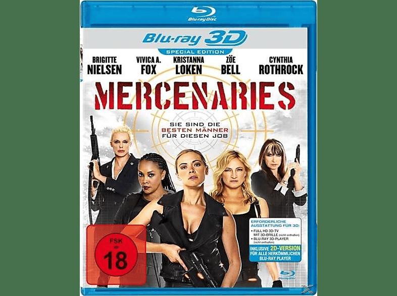 Mercenaries [3D Blu-ray]