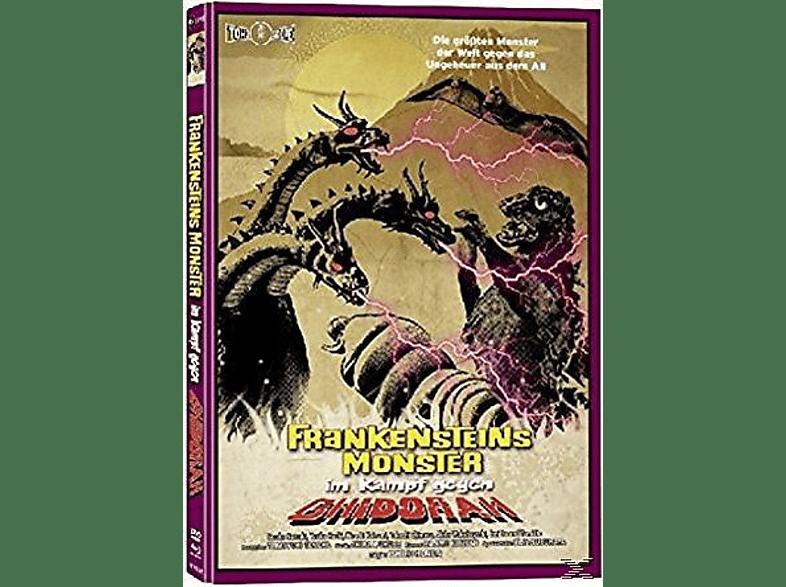 Frankensteins Monster im Kampf... (Nur Online) [Blu-ray + DVD]