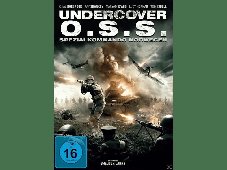 Undercover O.S.S. - Spezialkommando Norwegen [DVD]