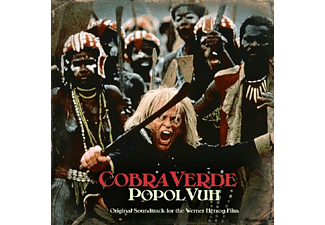 Popul Vuh - Cobra Verde (Original 1987 Soundtrack) - (Vinyl)