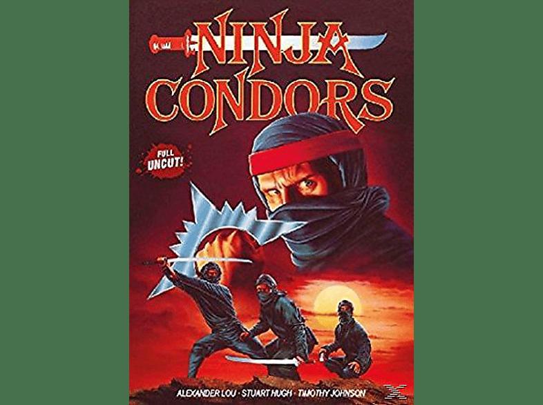 Ninja Condors (Nur Online) [DVD]